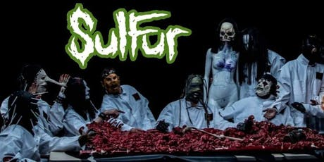 Sulfur - A Tribute To Slipknot tickets