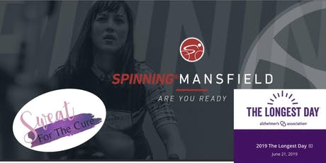 Sweat for the Cure - Spinning for Alzheimer's  tickets