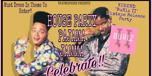 "KUEEND ""Pajama Jamma"" Celebrate"