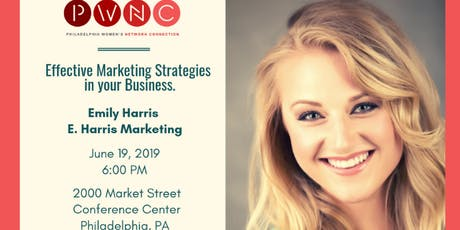 Effective Marketing Strategies for your Business tickets