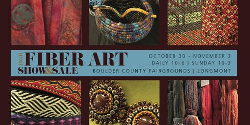 Handweavers Guild of Boulder Annual Show & Sale