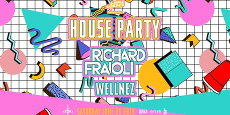 Richard Fraioli's House Party | Royale Saturdays | 6.29.19 | 10:00 PM | 21+ tickets
