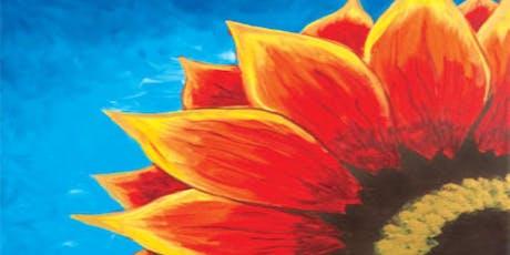Red Sunflower tickets
