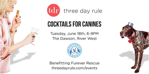 Cocktails for Canines