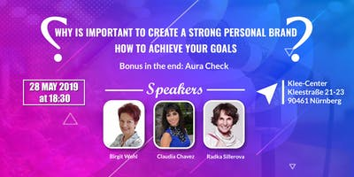 How to build a strong personal brand and achieve your goals?