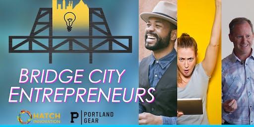 Bridge City Entrepreneurs| Network + Workshop| Growing Your Community Brand