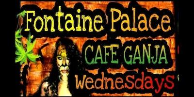 CAFE GANJA REGGAE NIGHTS