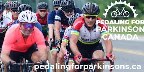 Pedaling for Parkinson Canada tickets