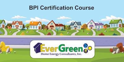 BPI Certification Training Course - Pre-Registration for Peoria, IL