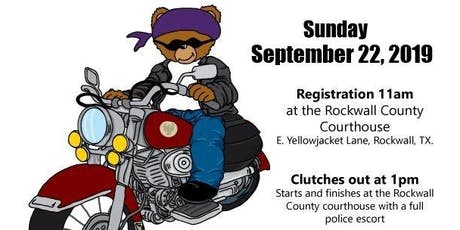 4th Annual Teddy Bear Ride tickets