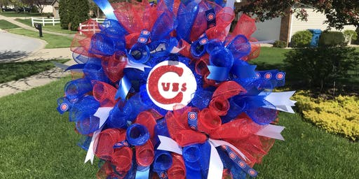 R Bar Cubbie Wreath