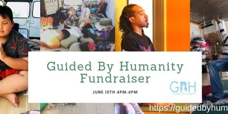 Embrace, Embody, Empower Yoga Class and Fundraiser for Guided By Humanity  tickets