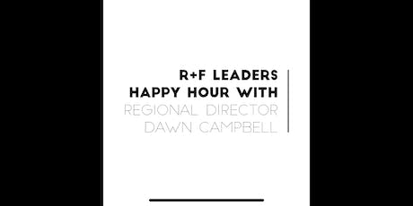 R+F Leaders Happy Hour Tacoma tickets