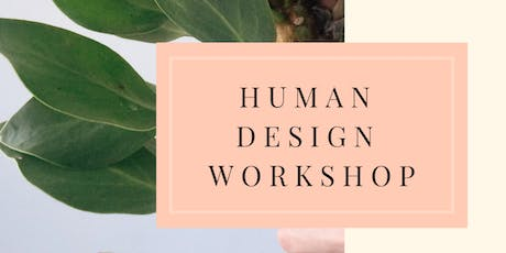 Human Design Workshop tickets