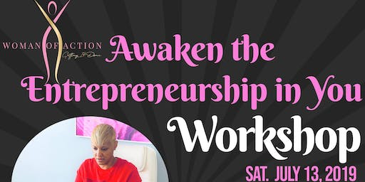 Awakening the Entrepreneurship in You Workshop
