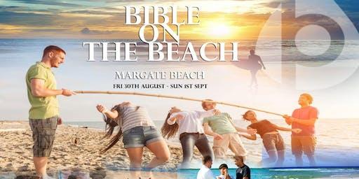 Brook Bible on The Beach