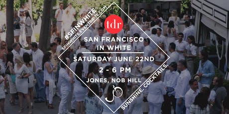 San Francisco In White tickets
