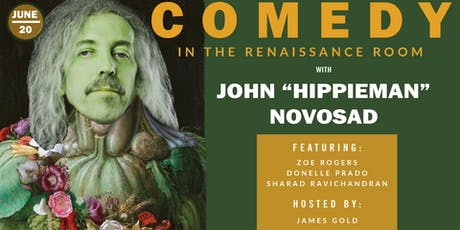 Comedy in the Renaissance Room  tickets