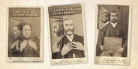 Our Criminal Ancestors - workshop tickets