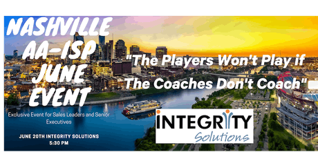 AA-ISP Nashville Chapter Event tickets