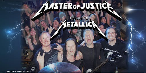Logan's Pub Presents Metallica Tribute/Master Of Justice