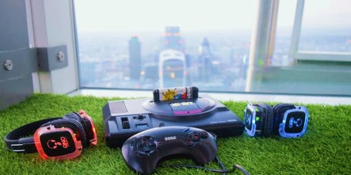 Silent Disco x Retro Gaming : Rooftop Retrotainment @ Chelsea Harbour Hotel