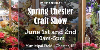 21st Annual Spring Chester Craft Show