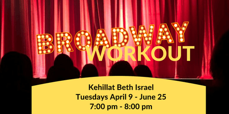 Broadway Workout - KBI tickets