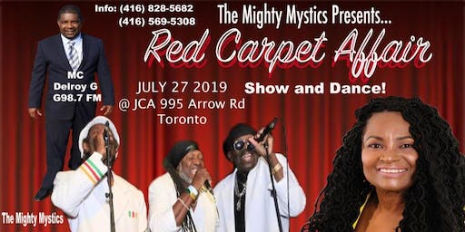 The Mighty Mystics Presents Red Carpet Affair