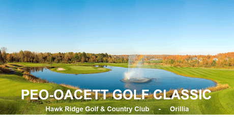 2019 OACETT and PEO Annual Golf Tournament tickets