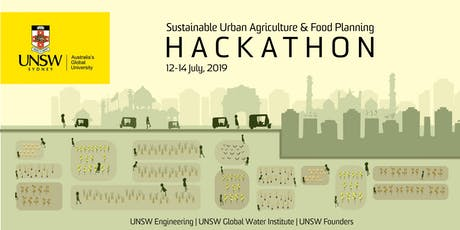 Sustainable Urban Agriculture & Food Planning Hackathon tickets