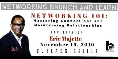 NetworkingBrunch and Learn tickets