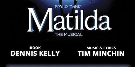 Matilda tickets