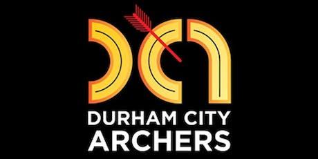 Durham City Archers' WA 18 - 2020 tickets