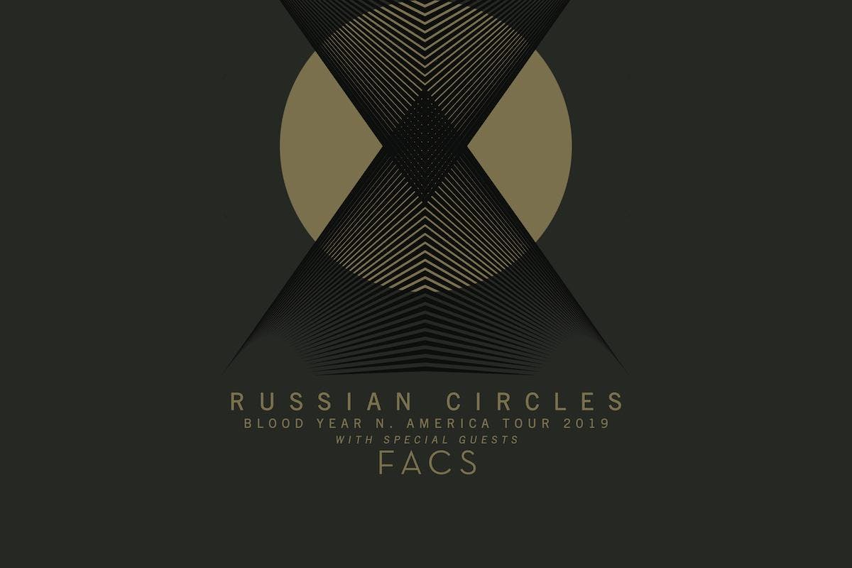 Russian Circles with FACS
