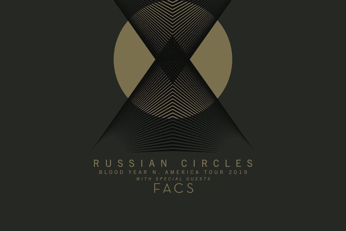 Russian Circles with FACS