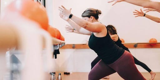 barre3 at Magnify Dance Center