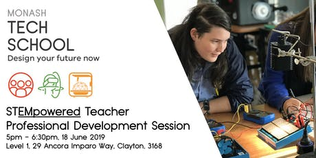 STEMpowered Teacher Professional Development Session tickets