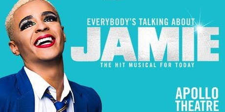 Exploring Careers in Theatre - Everybody's Talking About Jamie tickets