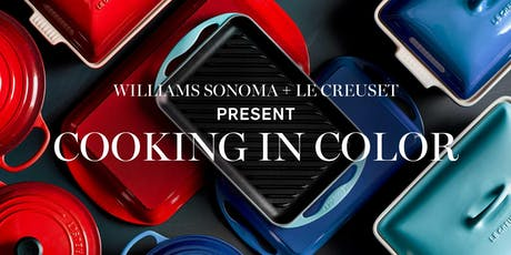 Cooking in Color Dinner Series at Kimball House tickets