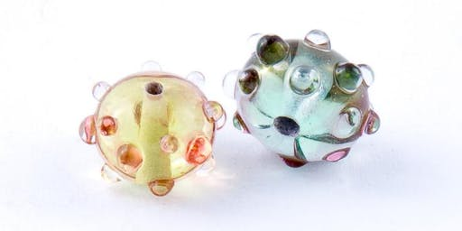 Bead Making Level One Workshop: Building on the Basics | 2019