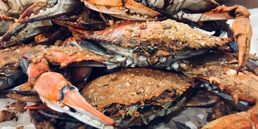 AYCE Crabs at Bald Hills Distillery