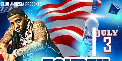 Pre-4th of July Party with Live Performance by YFN Lucci
