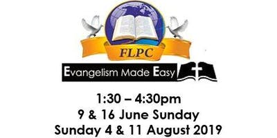 EVANGELISM MADE EASY (EME) TEACHING COURSE