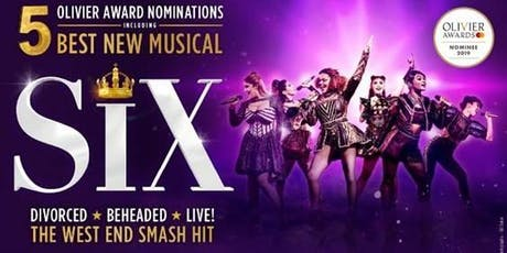 Exploring Careers in Theatre - Six the Musical tickets