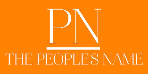 The People's Name A&R Talent Search