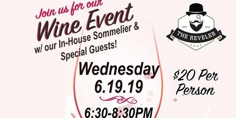 All About Rose Wine Down Wednesday tickets