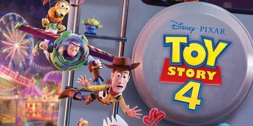 BlackOut Cheer Movie Fundraiser - Disney Toy Story 4