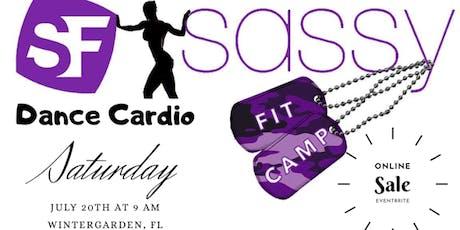 SassyFit Camp: Dance Cardio tickets