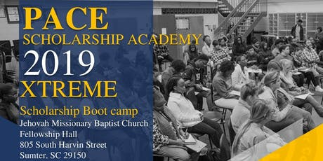 Pace Scholarship Academy's EXTREME Scholarship Bootcamp (Sumter, SC) tickets